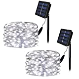 Solarmks Solar String Lights