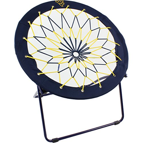 College Covers West Virginia Mountaineers NCAA Bunjo Chair by College Covers