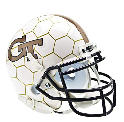 NCAA Georgia Tech Collectible Mini Helmet, Yellow Jackets