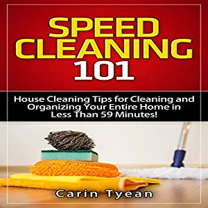 Speed Cleaning 101 Audiobook