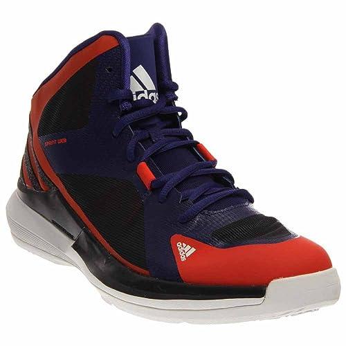 new style 6603d 80137 Adidas Crazy Strike 3 Mens Basketball Shoes 12 Orange-Purple-Grey  Amazon.ca Shoes  Handbags