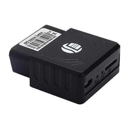 TK306 Coche OBD GPS Rastreador - Coche Rastreador OBD GPS ...