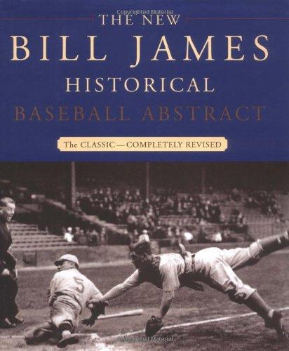 The New Bill James Historical Baseball Abstract (Pete Rose Baseball Records)