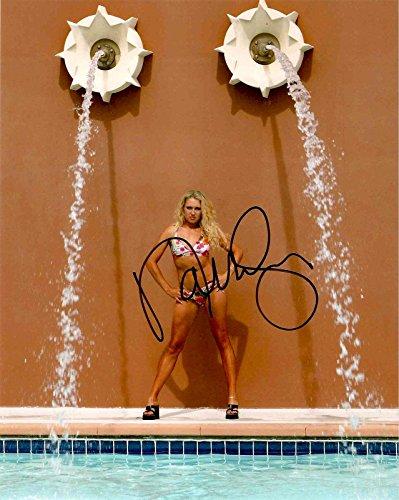 - Autographed Natalie Gulbis Photograph - 8x10 W Proof! - Autographed Golf Photos
