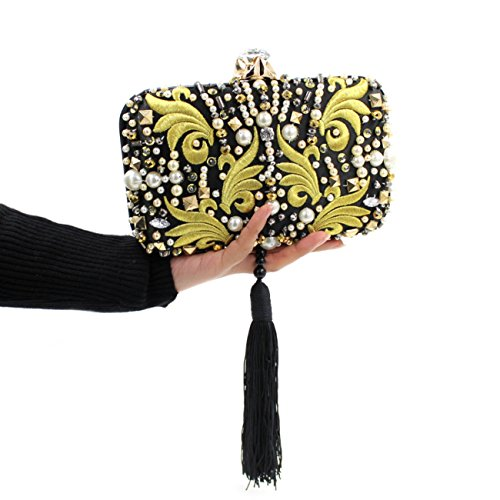 vennobia-embroidery-tassel-pearl-crystal-clasp-metal-frame-evening-bag-yellow