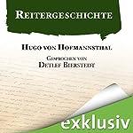 Reitergeschichte | Hugo von Hofmannsthal