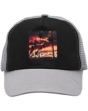 Unisex Evening Glow Adjustable Classic Hiphop Hat Baseball Cap Snapback Dad Hat