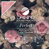 Perfect [Accompaniment/Performance Track]
