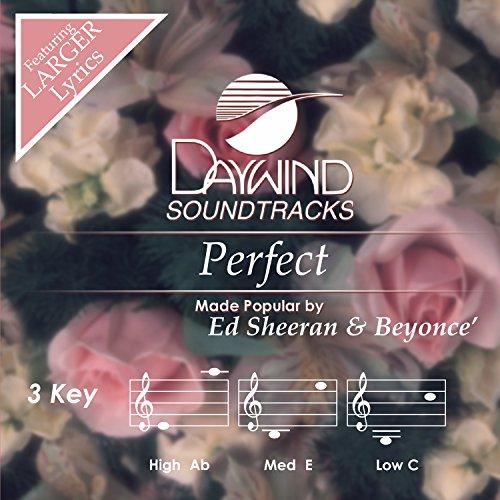 Music : Perfect [Accompaniment/Performance Track]