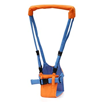 c12328a16b7b Amazon.com   Baby Toddler Kid Harness Bouncer Jumper Help Learn To ...