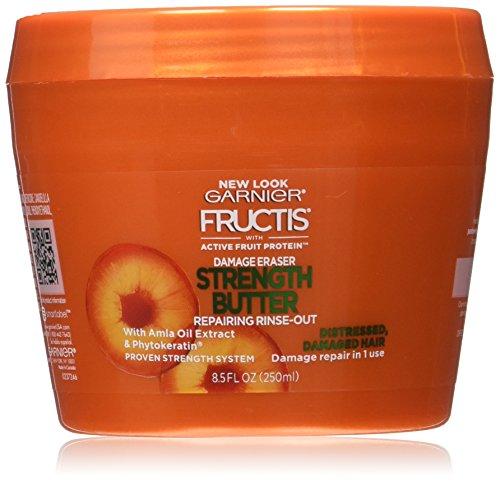 Garnier Fructis Damage Eraser Strength Butter Repairing Rins
