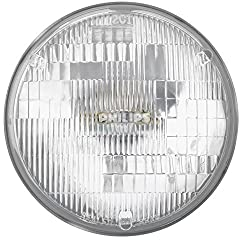 Philips H5006c1 Standard Halogen Sealed Beam Headlamp, 1 Pack
