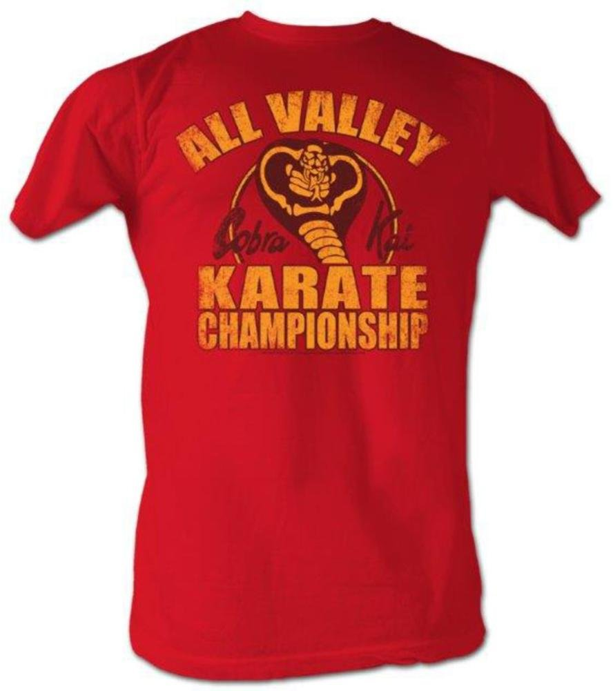 Karate Kid - New Cobra Kai T-Shirt Size S