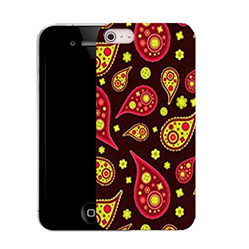 Mobile Case Mate IPhone 5 clip on Silicone Coque couverture case cover Pare-chocs + STYLET - multitude pattern (SILICON)