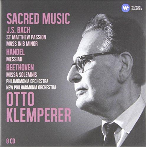 Klemperer Legacy: Sacred Choral Works - Music Sacred Other Choral