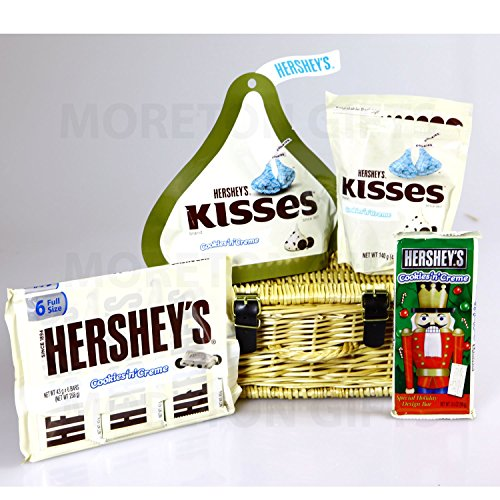 Hershey The Kisses Hamper By Moreton Gifts