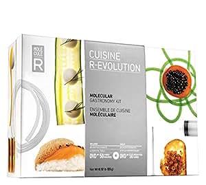 Molecule-R Cuisine R-Evolution Kit, 0.12 lb