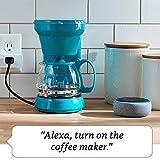 Amazon Smart Plug, works with Alexa – A Certified