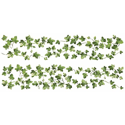 RoomMates Painterly Ivy Peel And Stick Wall Decals ()