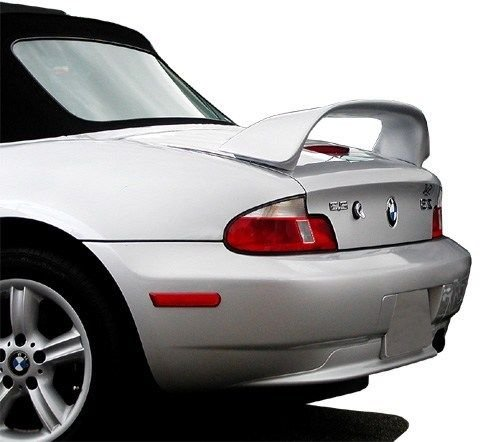 JSP Rear Wing Spoiler Compatible with 2000-2003 BMW Z3 Roadster E36-7 Factory Style Primed 339025 2000 Bmw Z3 Roadster