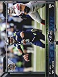 Russell Wilson (5) Assorted Football Cards Bundle