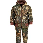 TrailCrest Infant - Toddler Camo Two Piece Cotton Jacket & Pants Set W/Magnet, 18-24 Months, Camo