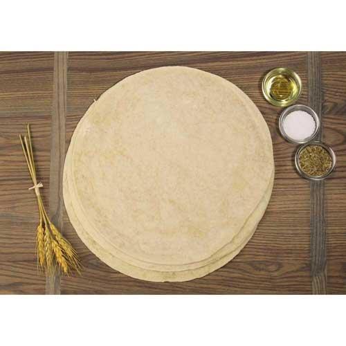 Ultra Thin Crust Traditional Pizza Crust, 8 inch - 25 per case.