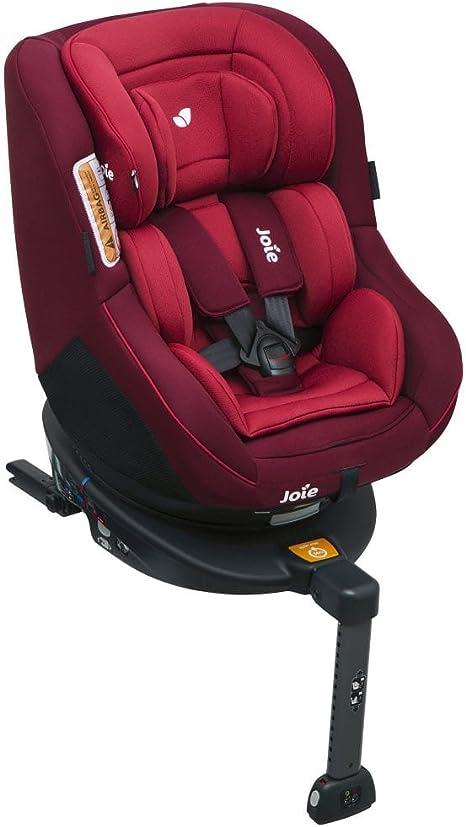 Joie, Silla de coche grupo 0+/1 Isofix, Merlot: Amazon.es: Bebé