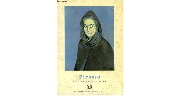 Picasso: Épocas azul y rosa / Picasso: Epocas azul y rosa: Frank Elgar: Amazon.com: Books