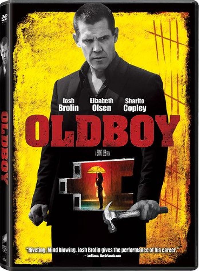 Oldboy (Includes Digital Copy) (UltraViolet) (DVD)