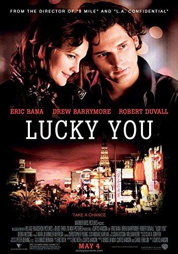 Fortuitous YOU Original Movie Poster 27x40 - DS - Eric Bana - Drew Barrymore - Robert Duvall - Debra Messing