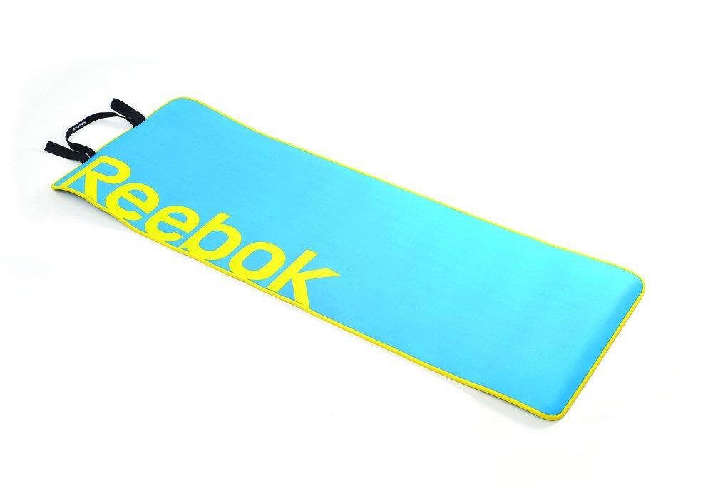 dc39d6ff1ee71 Reebok Fitness Mat (Cyan), 6mm