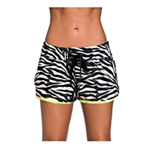 Recruit Surf Women's Reversible Quick Dry Boardshorts by TEKFIT