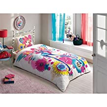 Disney Winx Magic Bloom Girl's Duvet/Quilt Cover Set Single / Twin Size Kids Bedding