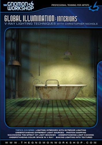 Amazon com: Global Illumination: Interiors: V-Ray Lighting