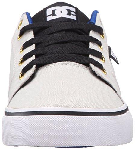 DC ANVIL TX D0320040 - Zapatillas de lona para hombre Gris/Negro