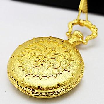 Pandora Hearts-B-conejo de Alicia de oro reloj de bolsillo: Amazon.es: Juguetes y juegos