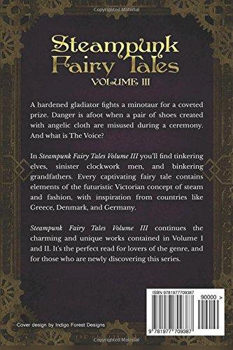 Steampunk Fairy Tales Volume III (Volume 3) 4