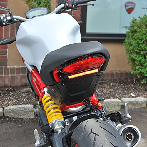 Ducati Monster 797 Fender Eliminator - New Rage Cycles