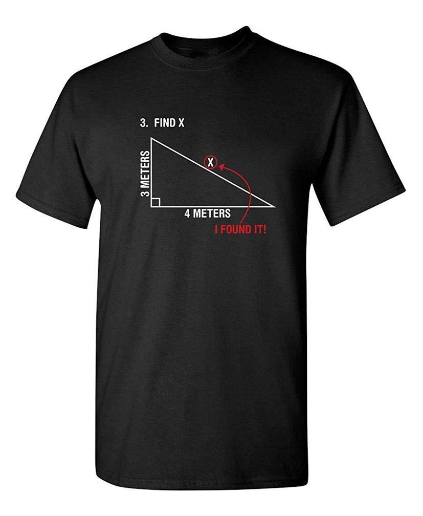 Math Parady Novelty Sarcastic Graphic S Printing S Funny Short Sleeves Shirts