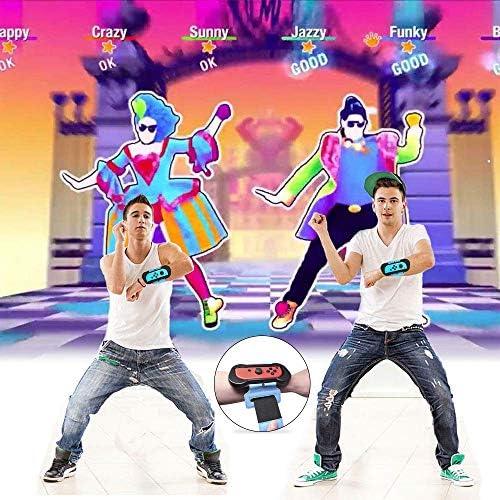 SUPERSUN 2 Wrist Band for Switch Dance - Actualités des Jeux Videos