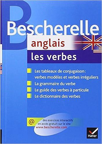 Livres Anglais : Les verbes pdf