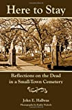 img - for Here to Stay: Reflections on the Dead in a Small-Town Cemetery book / textbook / text book