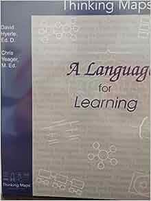 thinking maps a language for learning trainingresource