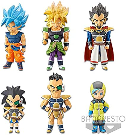 Bandai Dragon Ball Adverge 9 Movie Special Kid Goku and Raditz Figure NEW