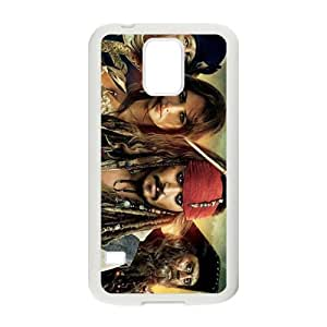 DAZHAHUI Pirates of the Caribbean Design Personalized Fashion High Quality Phone Case For Samsung Galaxy S5 wangjiang maoyi by lolosakes