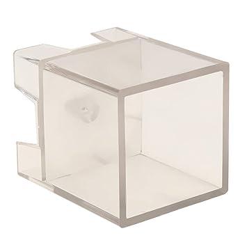 SGerste - Molde para hacer velas con forma de cubo cuadrado, transparente, para manualidades, manualidades, velas, manualidades, 51 x 51 x 51 mm: Amazon.es: ...