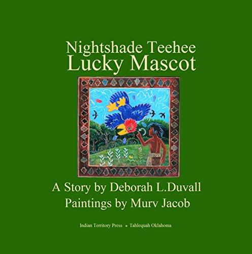 Nightshade Teehee Lucky Mascot ()