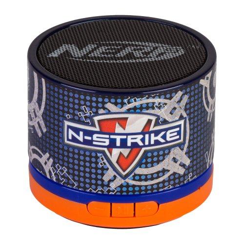 Nerf 37356R TRU Bluetooth Round Speaker product image