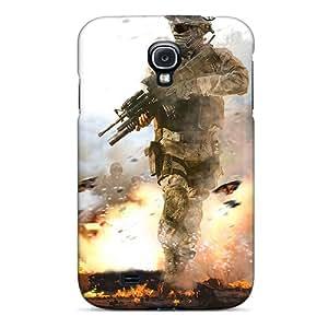 New Fashion Case Cover For Galaxy S4(yUkDbAlm4104)
